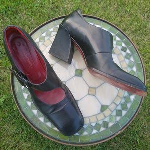 Donald J Pliner Charlie Mary Jane block heels
